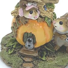 Wee Forest Folk Miniature Figurine Peter Pumpkin Eater M 190 !993 Retired