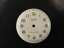 RODINA 1MChZ DIAL FOR THE WATCH , Diameter 27 mm