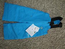 NEW OBERMEYER VOLT BLUE WATERPROOF SNOW PANTS TODDLER BOYS GIRLS 2T FREE SHIP