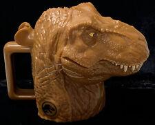 RARE! Jurassic World Live Tour Exclusive Mug T Rex Tyrannosaurus Park