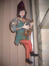 """Marionnette de collection """" Troubadour """""""