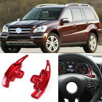 Alloy Steering Wheel DSG Paddle Shifters Extension For Mercedes GL Class 10-11