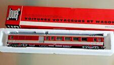 Jouef Ho SNCF Car Travellers Mixed Grand Comfort Original Box Ref 5342