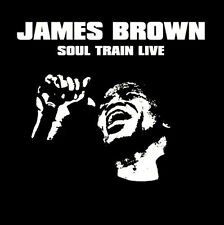 Soul Train Live - James Brown (2016, CD NIEUW)