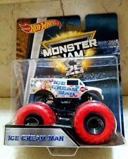 Hot Wheels MONSTER JAM ICE CREAM MAN Limit