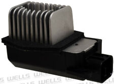 HVAC Blower Motor Resistor fits 2006-2007 Mercury Mountaineer  WVE BY NTK