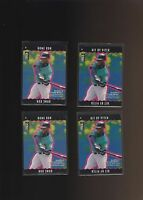 1996 Collector's Choice You Make the Play Ken Griffey Jr Lot of 5