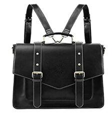 Ecosusi Bag Satchel Briefcase Laptop Bag Black Work New NWT