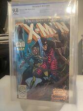 The Uncanny X-Men #266 CBCS 9.8 Not CGC   1st Gambit!