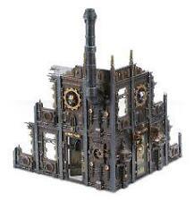 Warhammer 40k Manufactorum by Games Workshop GAW 64-33