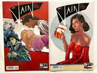 THE VAIN #2 & #3 LOT SET RUN 2020 ONI PRESS FIRST PRINT
