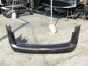2017 2018 2019 2020 CHRYSLER PACIFICA REAR BUMPER COVER OEM USED