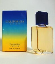 CALIFORNIA MEN DANA AFTER SHAVE LOTION  60 ML / 2 FL OZ SPLASH NIB