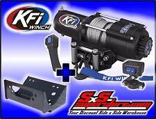 4500 lb KFI Winch Combo UTV w/ Mount Kawasaki Teryx 800 Teryx4 750 800 2014-18