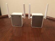 2 Netgear N300 WiFi Range Extender (Model: EX2700)