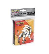 Album de poche POKÉMON pour 60 cartes + booster 10 cartes Sun & Moon 802065