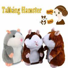 Labertier Sprechende Hamster Kuscheltier Plüschtier Spielzeug Talking Toy Maus