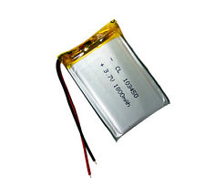 103450 3.7V 1800mAh Rechargeable Li-ion Battery For Electronic Products