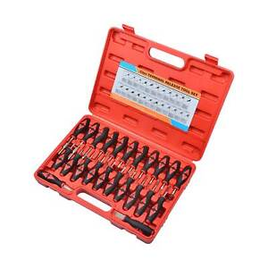 23PCS Universal Terminal Release Tool Set Connector Remover for Ford, Audi,BMW