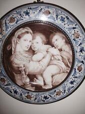 Piatto Ceramica Pesaro
