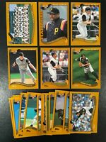 2002 TOPPS PITTSBURGH PIRATES TEAM SET (20) CARDS