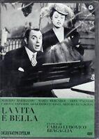 Dvd **LA VITA È BELLA** di Carlo Bragaglia con Anna Magnani nuovo 1943