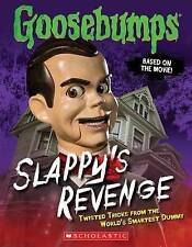 Goosebumps The Movie: Slappy's Revenge: Twisted Tricks from the-ExLibrary