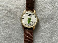 Thomcat Mechanical Wind Up Vintage Watch