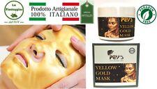 GOLD MASQUE Masque EN or Killa Sans Parabens et PÉTROLATUM Or colloïdal Italia