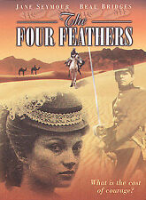 DVD: The Four Feathers (TV Movie), Don Sharp. Acceptable Cond.: David Robb, Robe