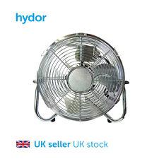 TYPHOON FAN) 300mm 12inch Floor Fan / Wall Fan with Wall Mounting Brackets 230V