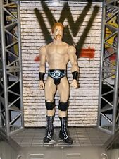 WWE Wrestling Mattel Basics Series 20 Sheamus Action Figure