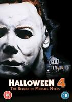 HALLOWEEN 4 RETURN OF MICHAEL MYERS [DVD][Region 2]