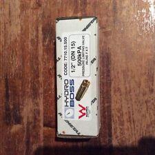 Rye Hydroboss 15mm Pressure Limiting valve 500kpa Female