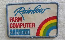 Rainbow Digital Farm Computer Patch