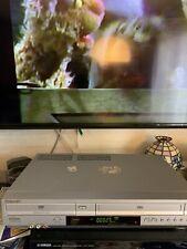 Sony SLV-D370P DVD Player VCR 4 Head Hi-Fi VHS Combo w Remote