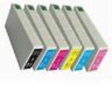 Epson Tri-Colour Compatible Printer Ink Cartridges