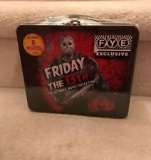 FYE Exclusive  Friday The 13th  The ultimate Movie Collection Lunchbox