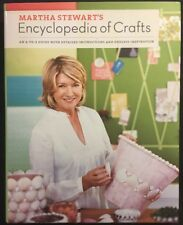 Martha Stewart's Encyclopedia of Crafts : An A-to-Z Guide with Detailed Instruc…