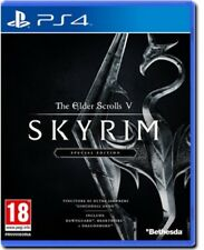 VIDEOGIOCO THE ELDER SCROLLS V SKYRIM SPECIAL EDITION PS4 GIOCO PLAYSTATION 4