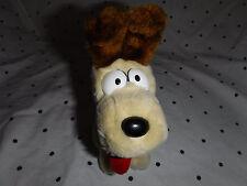"Dakin 1983 Vintage Garfield Odie Dog 6"" Comic Plush Soft Toy Stuffed Animal"