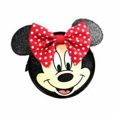 Minnie Mouse Visage Sac Bandoulière avec 3D Oreilles à Main - disney Cosplay