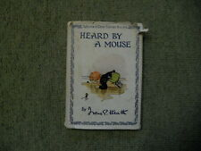 Heard by a Mouse (Cosy Corner Books). by Heath, Irene G