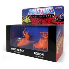Masters of The Universe Muscle 4-pack He-Man and Skeletor - Orange Colour