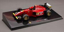 Ferrari 412 T2 J. Alesi 1995 #27 Elite Collection 1:43 Model WP9946 HOT WHEELS