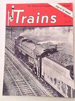 Trains Magazine Wabash 2809 July 1950 011117RH