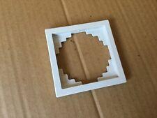 Lutron Telume White Light Switch Surround Trim Frame Single