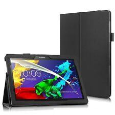 TabletHutBox Slim Smart Cover Case for Lenovo Tab E10 16GB / TB-X103F Tab