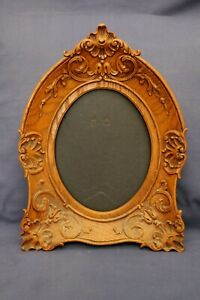Antique Rococo Style Picture Frame