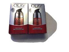 2 Olay Regenerist Micro-Sculpting Cream Advanced Anti-Aging Moisturizer 1.7oz